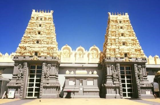 The Shiva Vishnu Temple